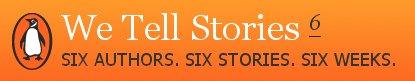 Penguin we tell stories logo