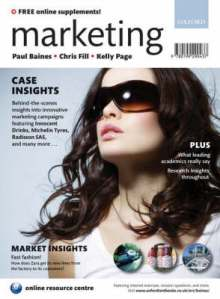 marketing by paul baines, chris fill and kelly page