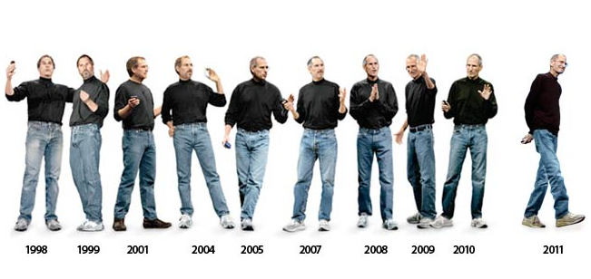 Learning From Steve Jobs Curiously Persistent